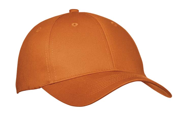 Port & Company®– Six-Panel Twill Cap