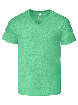 Alstyle Adult V-Neck Tee