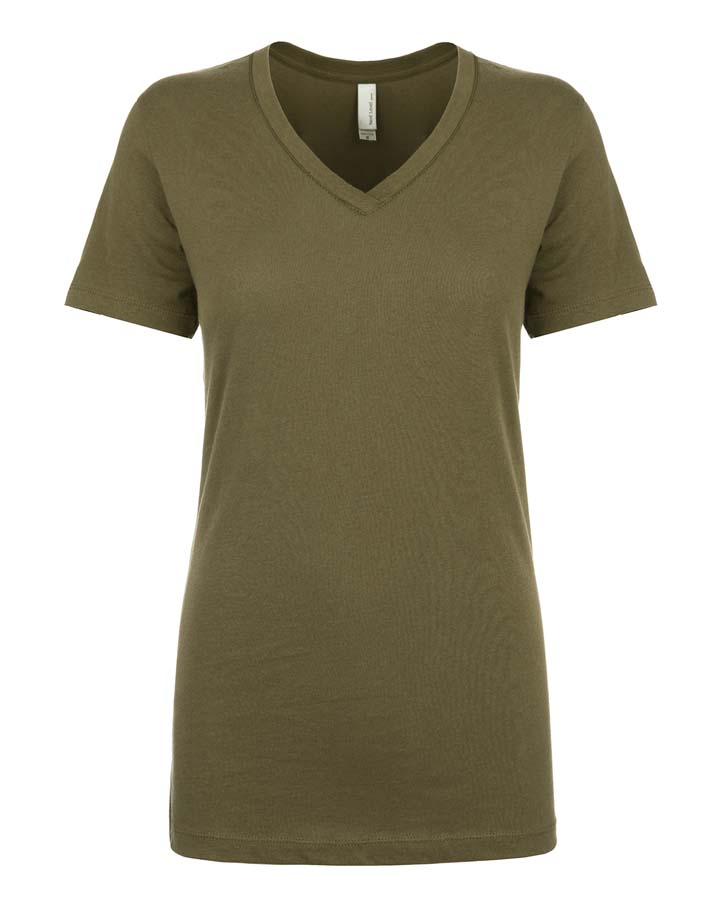 Next Level Ladies Ideal V Neck Tee