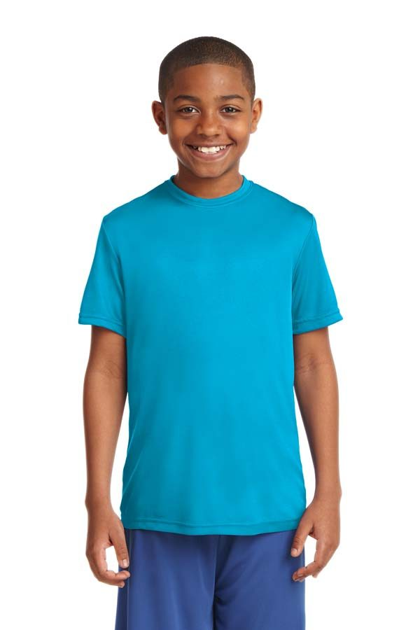 Sport Tek Youth Posi Charge Competitor Tee